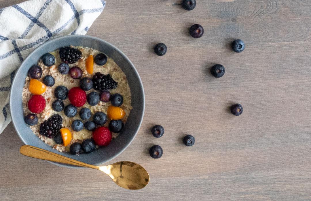 Basisches Früchtemüsli