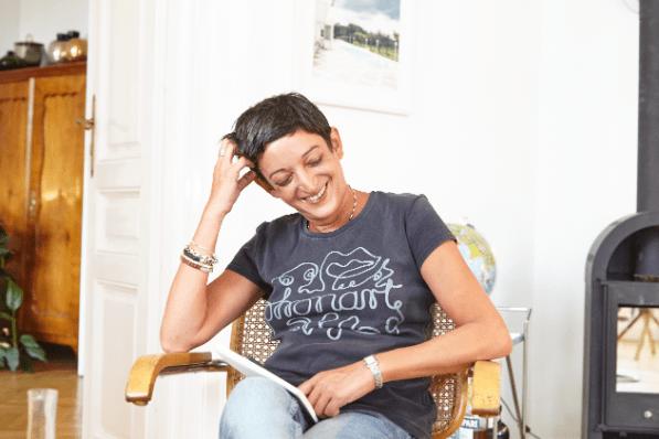 Interview mit Zahra Mani
